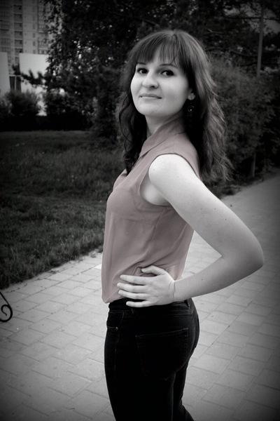 Мария Посредникова