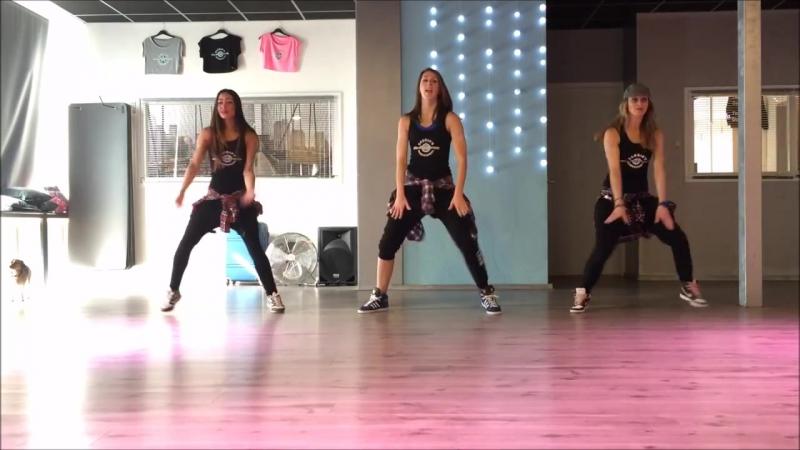 Fitness Dance - Get Ugly - Jason Derulo - Choreography - Netherlands - Woerden - Harmelen