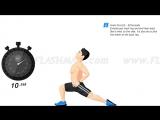 SLs Front Split in 5 Minutes - Flexibility Training