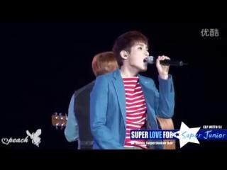 Super Junior - KRY concert 04.10.2011