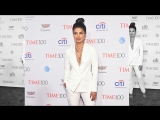 Priyanka Chopra Hot Cleavage Show At Time 100 Gala