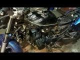 Как снять клапанную крышку RACER NITRO 250