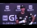 Tyjani Beztati Second round TKO win now on to the next one