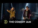 "The Comedy Jam - Awkwafina and Chester Bennington - ""In The End"""