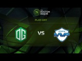 OG vs MVP Phoenix, Game 2, 1/8 - The Boston Major