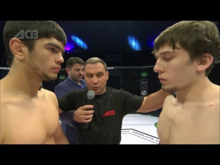 Rustam Asuev vs. Firdavs Nazarov