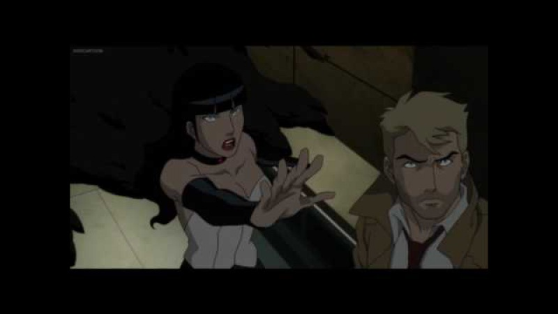 Justice League Dark - Whispers in the Dark - AMV