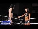 Smackdown AJ Lee Paige vs Summer Rae Layla