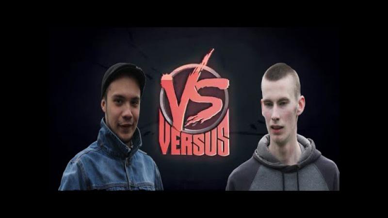VERSUS BATTLE 12: Yanix vs Galat