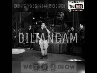 Jahongir Zaripov Bakha 84 Casher Ismail (M.One) — Дилтангам « HIT 2016 » | Audio | weTAJshow