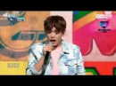 160728 Eric Nam (에릭남) feat. ASTRO JinJin (아스트로 진진) - Can't Help Myself (못참겠어) @ 엠카운트다운 M! Countdown