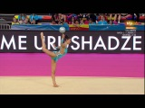 Salome Urushadze. 2016 Guadalajara World Cup. Qualification. Ball