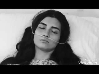 Elif ve Omer (Engin Akyurek and Tuba Buyukustun) - The best emotional scene of Kara Para Ask