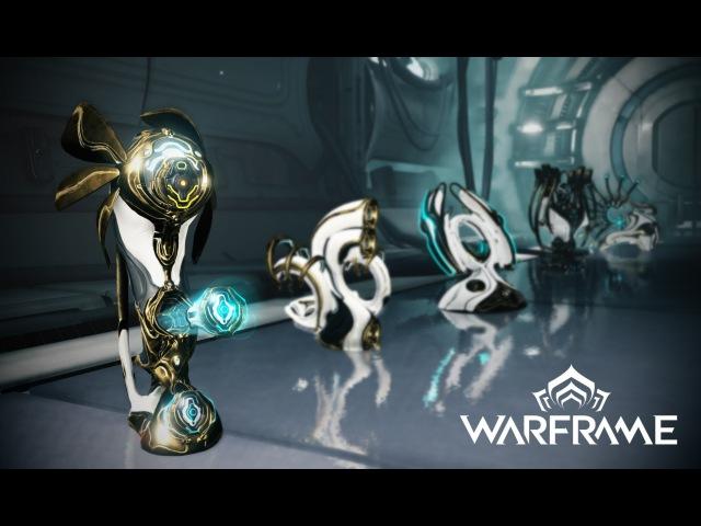 Warframe - Обзор обновления Серебряная Роща 3 Фикс 3.1: Сокровища Аятан, Костюм Оператора Мандука