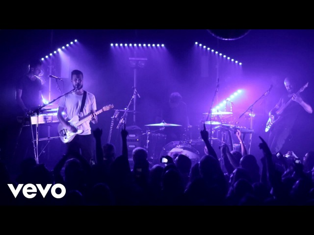 White Lies - There Goes Our Love Again (Live At Hoxton Bar Kitchen 25.07.13)