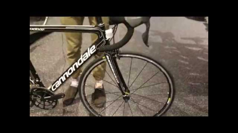 First Look The all-new 2016 Cannondale SuperSix EVO
