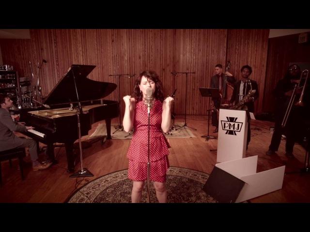 Scott Bradlee's Postmodern Jukebox feat. Jennie Lena - You Give Love A Bad Name (Vintage Blues)