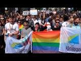 6 июня 2015. Киев. Гей-парад в Киеве 2016 (ЛГБТ Марш равенства)