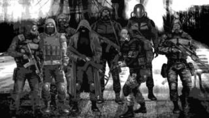 S.T.A.L.K.E.R. - ПРОРЫВ В ЗОНУ [АУДИОКНИГА] Читает - ОЛЕГ ШУБИН