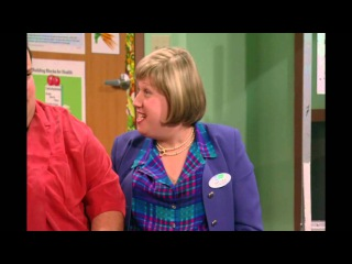 Little Britain - Fatfighters (Marjory)