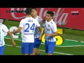 Malaga vs Las Palmas 2-1 Highlights - LaLiga 20/02/2017