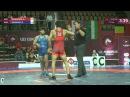61кг 1 2 Ali RAHIMZADE AZE vs Gadzhimurad RASHIDOV RUS