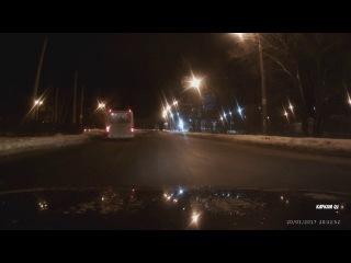 ▶ Водитель автобуса в Нижнем Новгороде