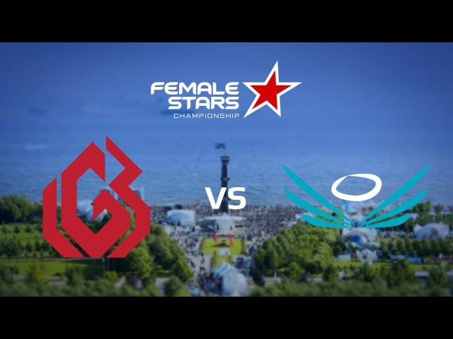 LGB vs Team Heaven. map 3 Cbbl, FemaleStars Championship