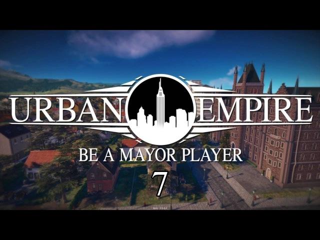 Прохождение Urban Empire 7 - Как увеличить свои доходы на примере одного района?