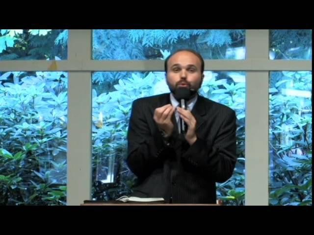 9. Мысли – I. - Проповедь Виталия Олийника. 10.31.2009