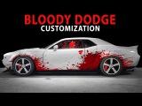 NFS 2015 - Bloody Dodge (Cinematic Speed Art Customization PC)