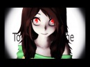 [MMD] Undertale KARMA - Frisk/Chara(Model Test)