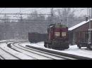 Vlaky Lipník nad Bečvou 1 2 2017
