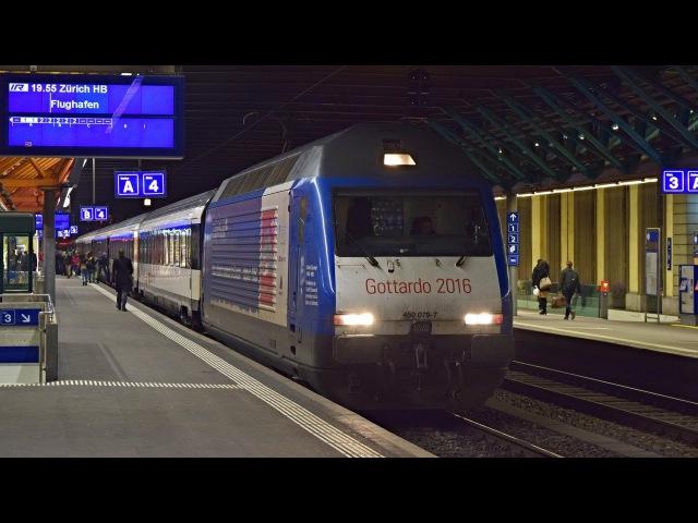 "SBB Re 460 079 ""Credit Suisse Gottardo 2016 Winterthur"