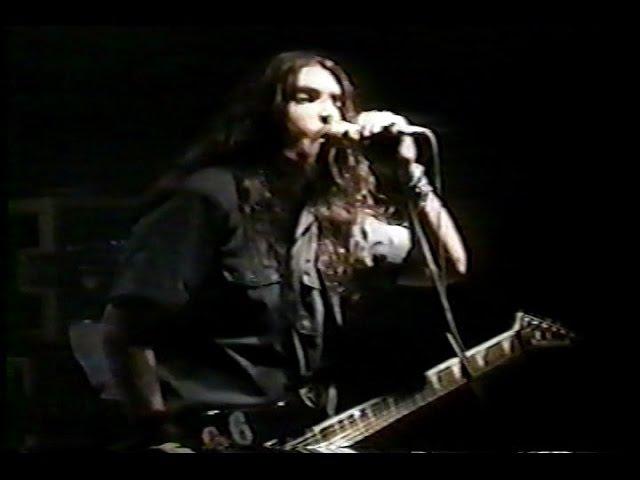 Machine Head - Blind (Korn) - Hard Times (Cro-Mags) - Block (Live in Minneapolis 1995)