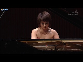 Yuja Wang Prokofiev Toccata in D minor Op. 11 HD
