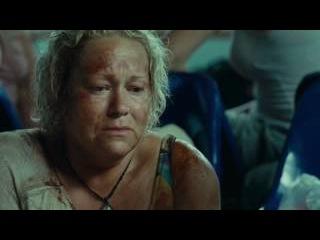 Самый драматичный отрывок  Телефонный разговор  Из фильма невозможное  Про цунами