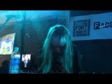Grimes - Vanessa (Live at the Fader Fort during CMJ in NYC)