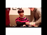actual video of hakyeon being a brat