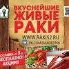 РАКИ. РакоЕдъ НН-Служба доставки Раков.
