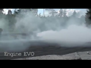 Бешеный Дрифт Ауди - Crazy Drift Audi