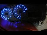 Celica Tacho Speedometer TS GTS BLAU BLUE