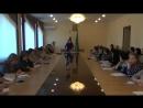 Расширенное заседание комиссии по делам несовершеннолетних и защите их прав