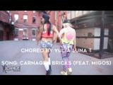 XDance Studio - ClanXDance (Choreo by Yulia LUna T) танцы девушки Моква
