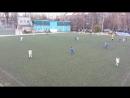 U16 1 тайм УФК Днепр - Интер