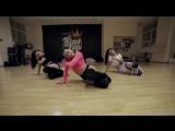 Sexy twerk choreo by Jamie||Vibes