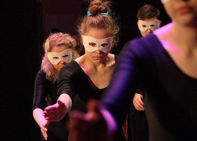 Зрители насладились невероятной хореографией в стиле модерн