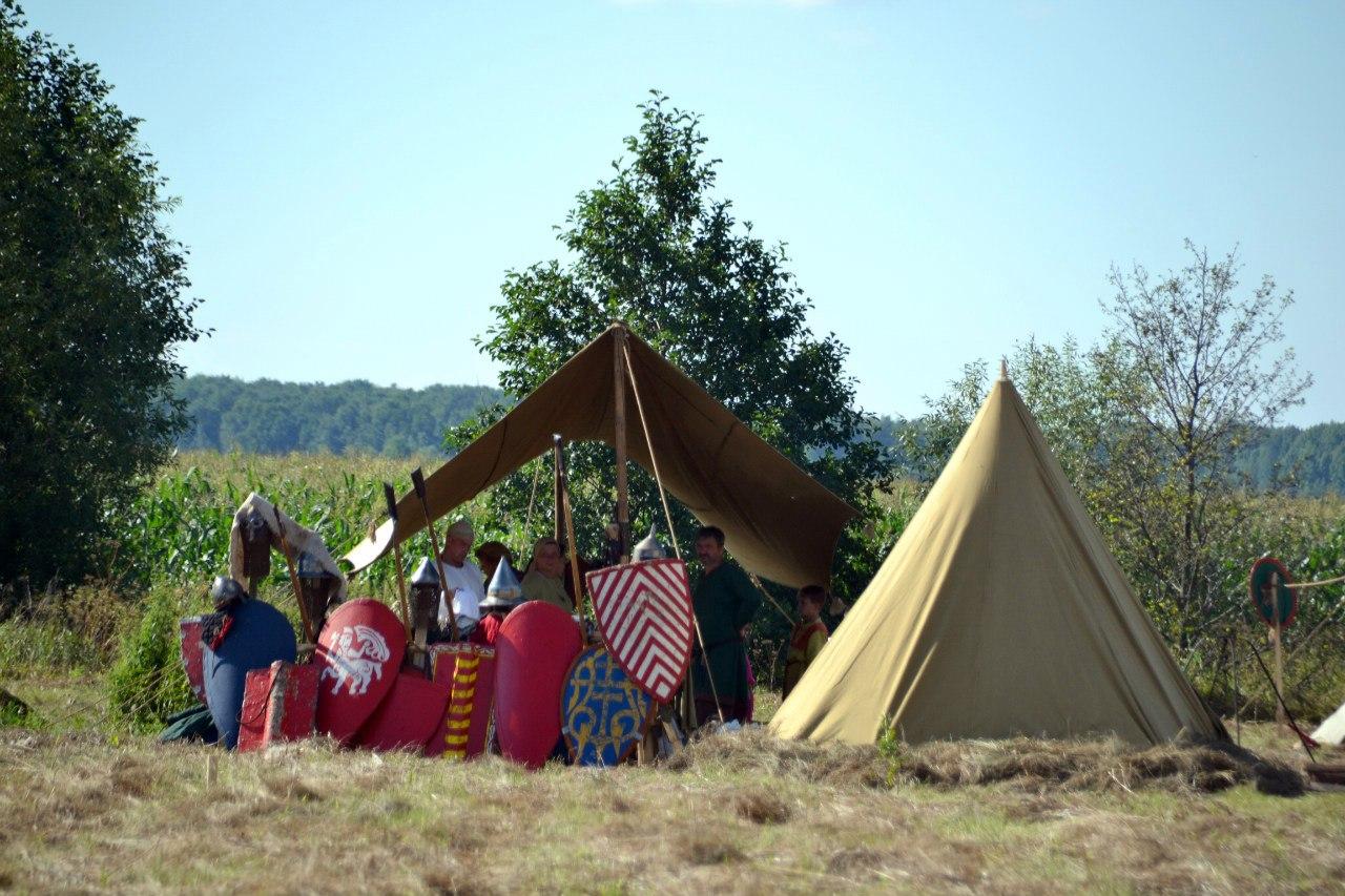 Лагерь Владимирцев