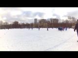 Южное тушино (медведи)- Зеленоград-3. 1й тайм