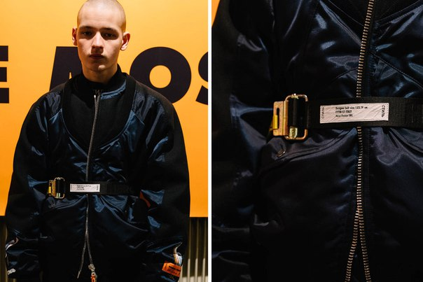 A Closer Look at Heron Preston's 'For You, The World' 2017 Fall/Winter